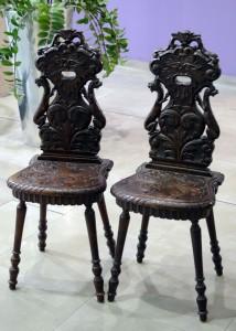Stolice par Italija, druga polovina 19.veka Duborez