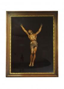 Raspeće Italija 17.vek Dimenzije:95 x 67 cm