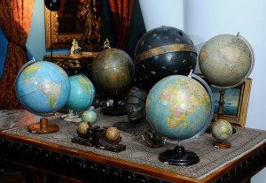 Globusi  Geografski globusi 18,19 I 20.vek